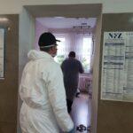 Ozonowanie budynku Przychodni Zdrowia w Sianowie 2