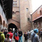 uczestniczki projektu Sianowski klub Integracji Społecznej podczas wyjazdu do Gdańska zwiedzanie