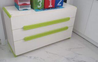 meble i zabawki dla dzieci