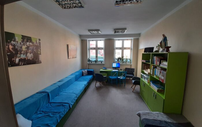 Odnowione sale w Domu Seniora 5
