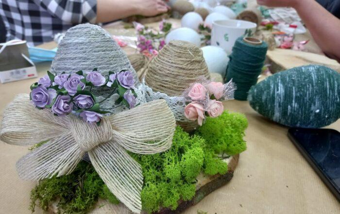 Warsztaty florystyczne 6
