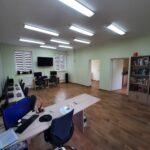 Wnętrze Klubu Integracji Społecznej 1
