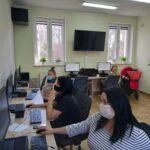 Zajęcia Klubu Integracji Społecznej 2