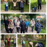 Ćwiczenia seniorów w sianowskim parku.bak