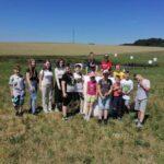 Zajęcia i zabawy integracyjne w PWD w Karnieszewicach 1