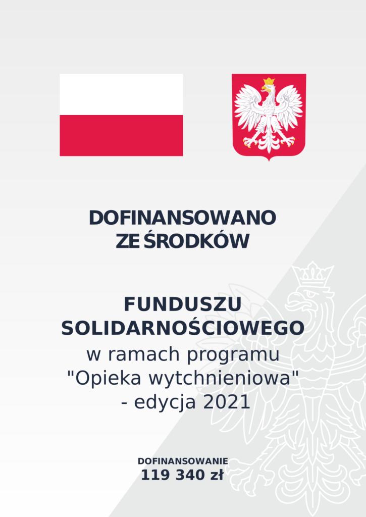 plakat opieka 2021