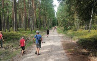 Niespieszne wędrówki leśne PWD Karnieszewice 5