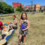 Zabawy integracyjne w Placówce Wsparcia Dziennego w Skibnie 1