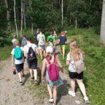 Zajęcia przyrodnicze w PWD Sianów 8