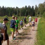 Zajęcia przyrodnicze w PWD Sianów 9