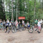 Rajd rowerowy w PWD Karnieszewice 2