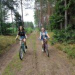 Rajd rowerowy w PWD Karnieszewice 4