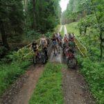 Rajd rowerowy w PWD Karnieszewice 5