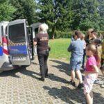 Spotkanie z funkcjonariuszami Straży Miejskiej w PWD Karnieszewice 10
