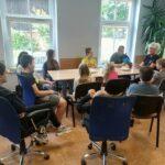 Spotkanie z funkcjonariuszami Straży Miejskiej w PWD Karnieszewice 11