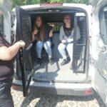 Spotkanie z funkcjonariuszami Straży Miejskiej w PWD Karnieszewice 6