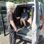 Spotkanie z funkcjonariuszami Straży Miejskiej w PWD Karnieszewice 9