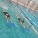Nauka pływania cd. 1