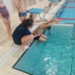 Nauka pływania cd. 10