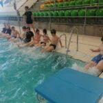 Nauka pływania cd. 4