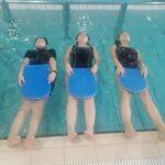 Nauka pływania cd. 8